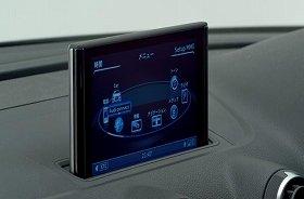 新開発の「Audi connect」