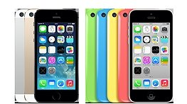 iPhone5sと5c