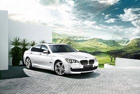 「BMW 740i Exclusive Sport」