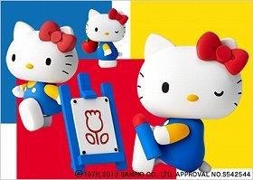"""REVOLTECH""系列Hello Kitty模型发售"