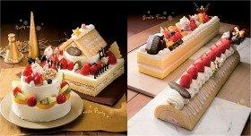 写真の他にもさまざまな種類のケーキを用意