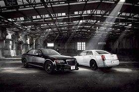 「クライスラー300 Black&White」