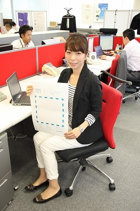 テクノプロ・ホールディングスの営業企画本部マネージャー・和気みゆきさん