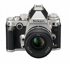 デジタル一眼レフカメラ「Df」(シルバー)