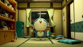 Doraemon in 3G CG