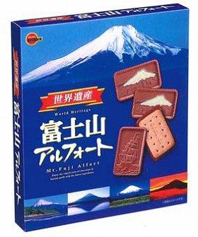 「富士山アルフォート」