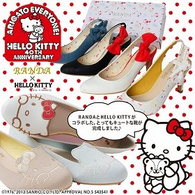 HELLO KITTY×RANDA