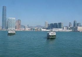 「弾丸日程」だと香港での実質的な滞在時間は7~8時間だ
