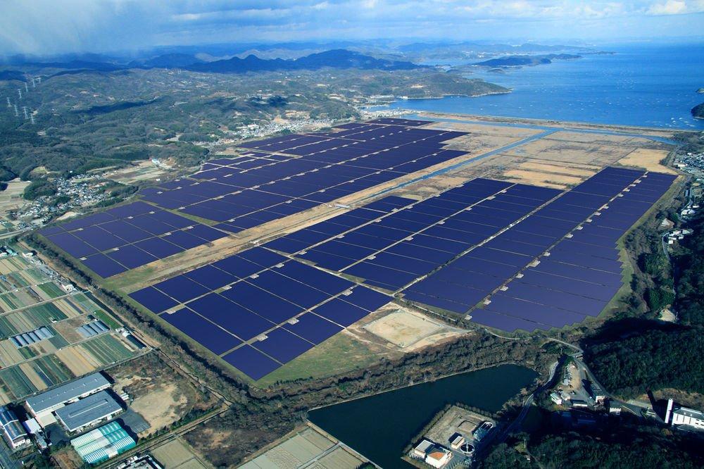 「日本最大級」のメガソーラープロジェクト、瀬戸内でスタート