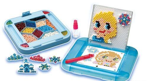 ありのままに遊べる 「アナ雪」テーマに女の子向け玩具発売