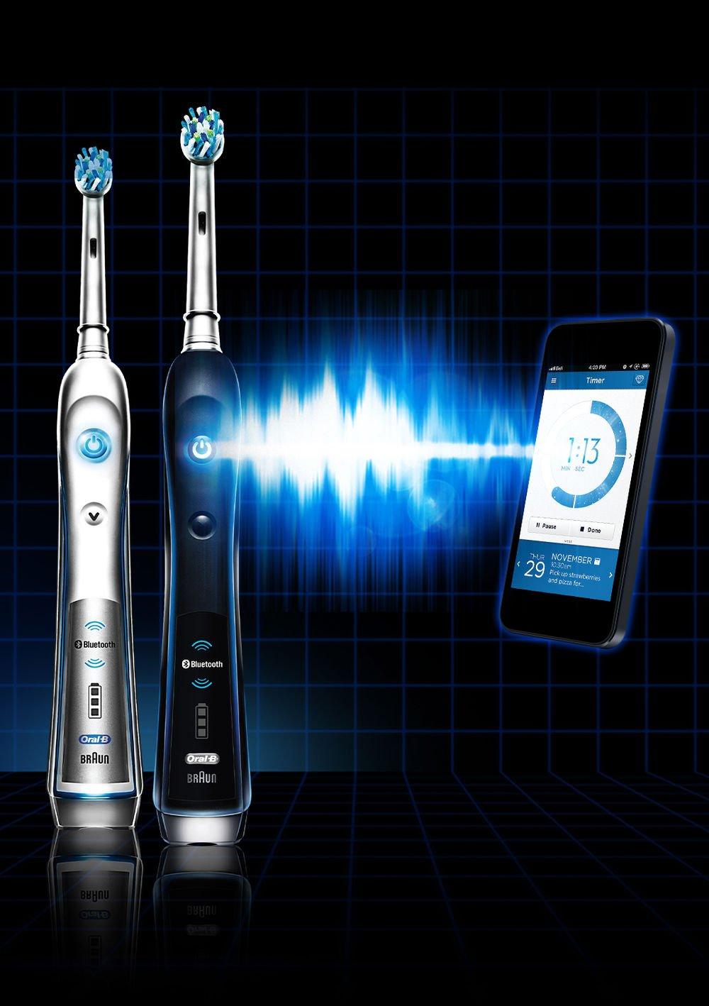 「世界初」Bluetooth搭載「電動歯ブラシ」が日本上陸 正しい歯磨きをガイド