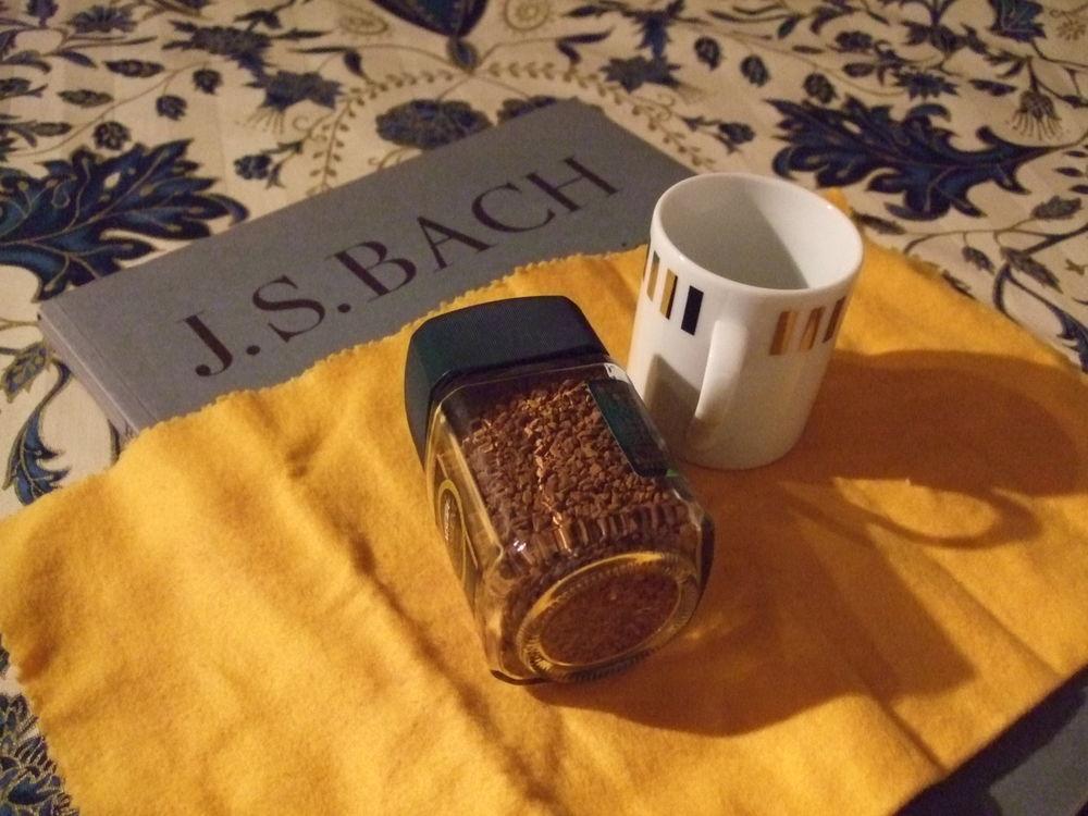週刊 「日常は音楽と共に」...本田聖嗣 バッハはコーヒー好きだった?