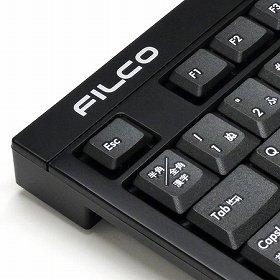 打ち心地抜群のBluetoothキーボード