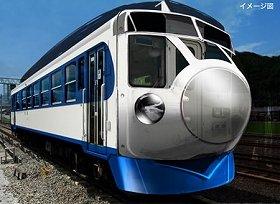 「鉄道ホビートレイン」イメージ図