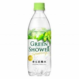 グリーンシャワー 500ml PET
