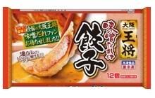 「大阪王将 味噌だれ付餃子」