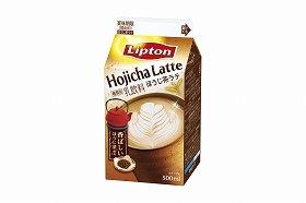 「リプトン ほうじ茶ラテ」