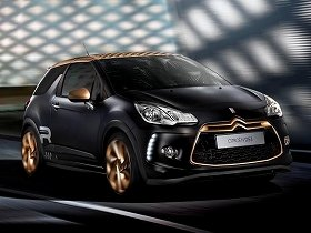 「DS3 Racing MAT GOLD」20台限定