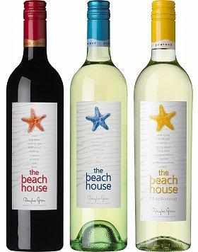 赤ワイン、白ワイン2種類