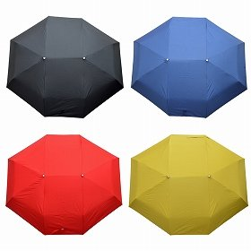 「折り畳み式横長傘『お出迎え』」