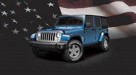 「Jeep Wrangler Unlimited Freedom Edition」