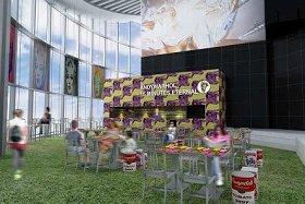 「Andy Warhol Cafe」イメージ