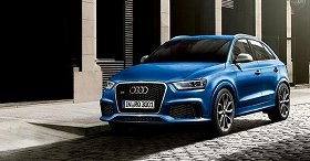 「Audi RS Q3」