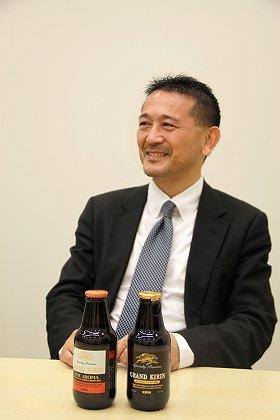 マーケティング部 商品開発研究所 所長の田山智広さん