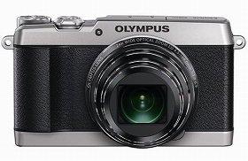 「OLYMPUS STYLUS SH-1」(シルバー)