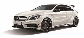 「A 45 AMG 4MATIC EditionII」