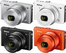 「Nikon 1 J4」