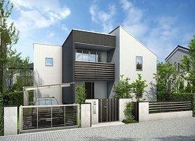 豊富なラインアップで幅広い住宅外観に対応!(写真はイメージ)