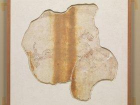 キトラ古墳壁画「四神」より「白虎」 写真提供 奈良文化財研究所