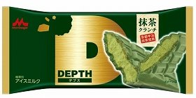 DEPTH(デプス)抹茶クランチ