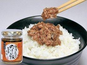 「佃煮屋さんの のっけ飯」