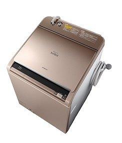 泥汚れもキレイに洗い上げるタテ型洗濯乾燥機「ビートウォッシュ」(写真は、「BW‐D10XTV」)