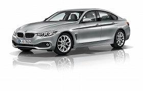 BMW新型「4シリーズ グラン クーペ」