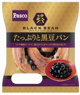 高級感のある和風のパッケージで、和食素材である黒豆の使用を強調した