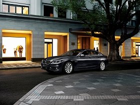BMW「5シリーズINNOVATOR」