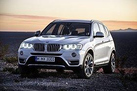 新型「BMW X3」