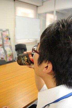 黒ビールテイスト清涼飲料「アサヒ ドライゼロブラック」