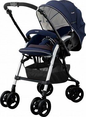 対面でも小回りが利く 振動レスで赤ちゃんに優しいベビーカー