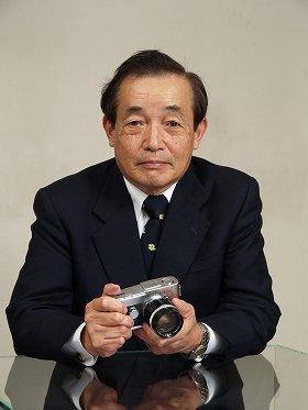 オリンパスのカメラ開発者 米谷美久氏
