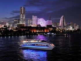 横浜湾でのクルージングイベントを開催