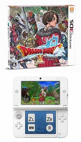 ニンテンドー3DS「ドラゴンクエストX オンライン」