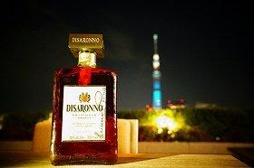 Disaronnoと東京スカイツリー