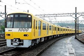写真は、京急電鉄「KEIKYU YELLOW HAPPY TRAIN」