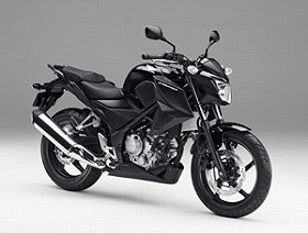 CB250F(ブラック)