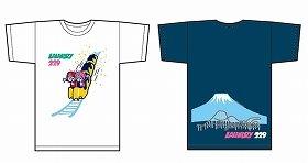 コラボTシャツを着て富士急に行こう!