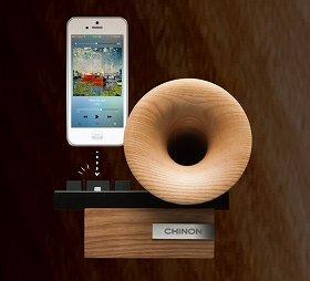 iPhoneに接続可能